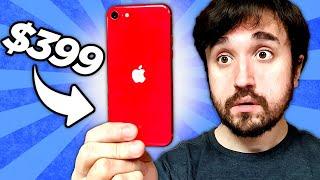 """UM IPHONE """"BARATO""""? - Iphone SE 2020"""