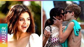 Selena Gomez confesó que su primer beso no le gustó