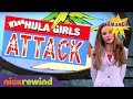 When Hula Girls Attack | The Amanda Show | The Splat
