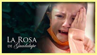 La Rosa de Guadalupe: ¡Davina sufre por sus clases en línea!   Superar el reto