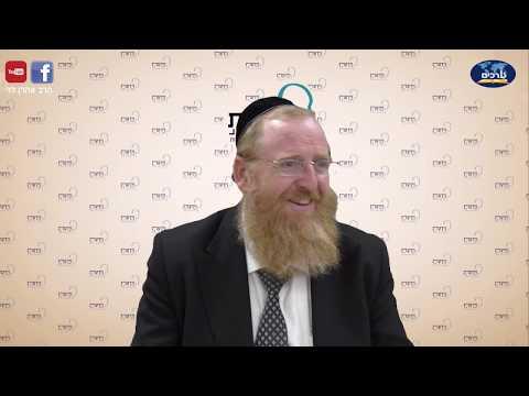 דרך ה' - שיעור 14 - הרב אברהם לוי