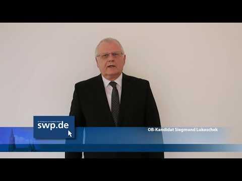 Video-Interview mit OB-Kandidat Siegmund Lukoschek