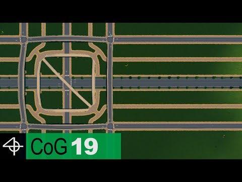 Extensive Pathway Network | Cities: Skylines – City of Gardens SCENARIO, Part 19