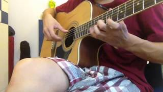 Tình ca du mục( Guitar Cover) -Chiều hè lên cơn