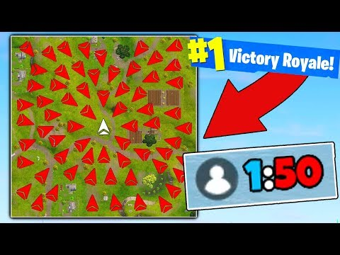 1 vs 50... Can You Win? - Fortnite Battle Royale