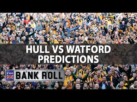 Hull City v Watford FC | Premier League Match Predictions | Sat 22nd April
