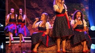 Repeat youtube video Young Roses - Austro Medley (Die Große Chance der Chöre)