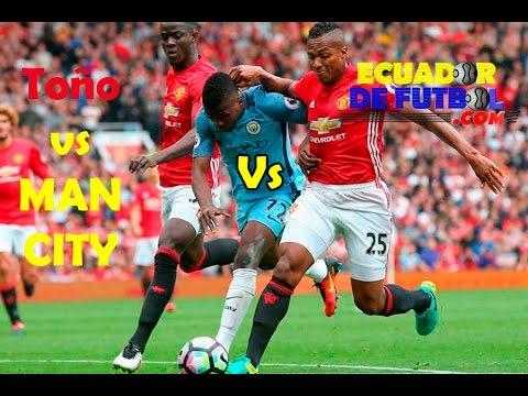 Antonio Valencia Vs Manchester City | Home | | Individual Highlights 10/09/2016