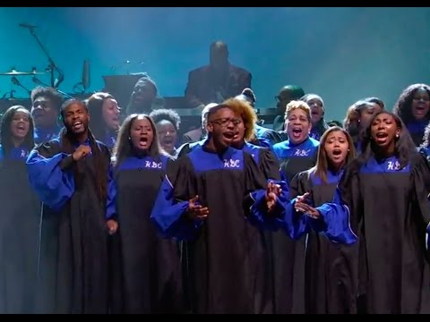 Howard Gospel Choir  Gospel Medley