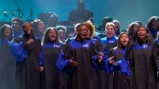 "Howard Gospel Choir - ""Gospel Medley"""