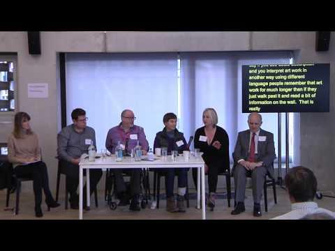 SHAPE | Tate Exchange: Ways of Seeing Art