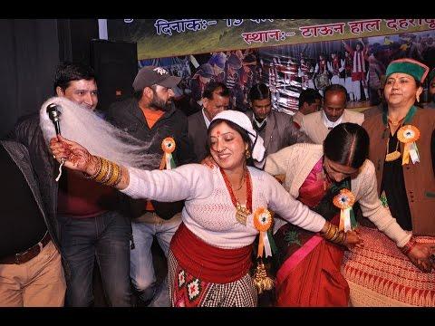 Rawain Jaunsari Garhwali Himanchali - Non stop Tandi