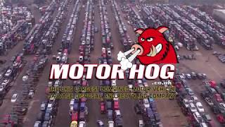 MotorHog vehicle dismantling and recycling