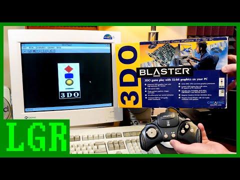LGR Oddware - Creative 3DO Blaster