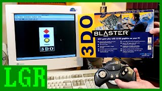 LGR Oddware - Creative 3DO Blaster