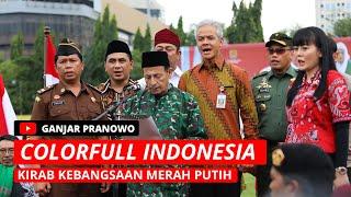 Kirab Kebangsaan Merah Putih, Indonesia Itu Colourful