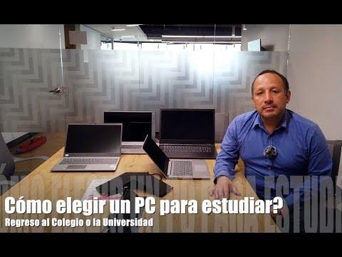 Lenovo: ¿Cómo elegir un PC para estudiar?