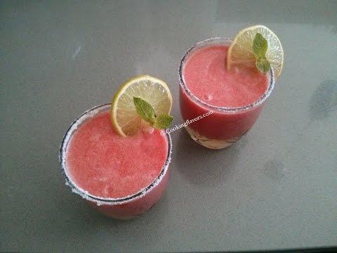 Refreshing Tomato Juice