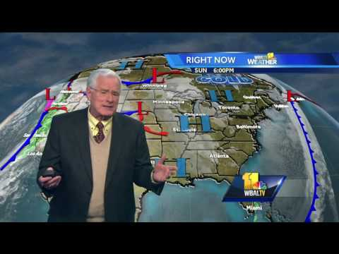 Below-normal cold in forecast