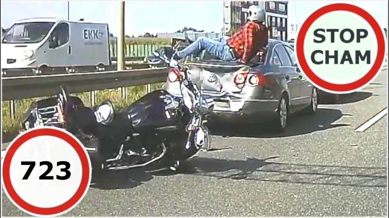 Download Stop Cham #723 - Niebezpieczne i chamskie sytuacje na drogach