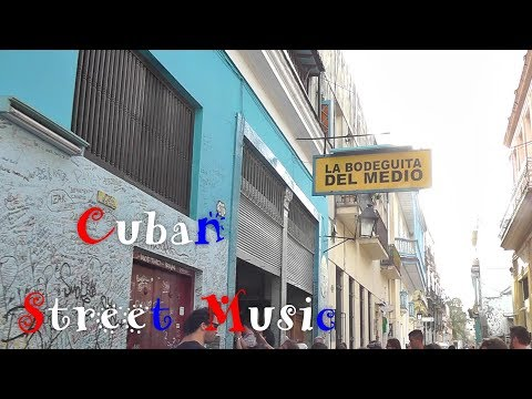 Cuban Street Music (2017)