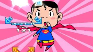 Pump It Up Fiesta 2- Superman- Single 14- A