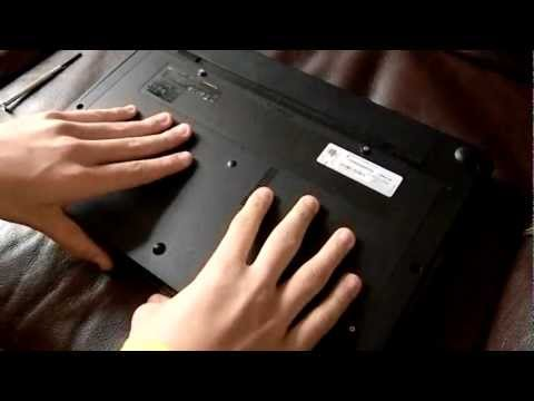 how to remove or replace a hp probook 4320s cmos battery doovi. Black Bedroom Furniture Sets. Home Design Ideas