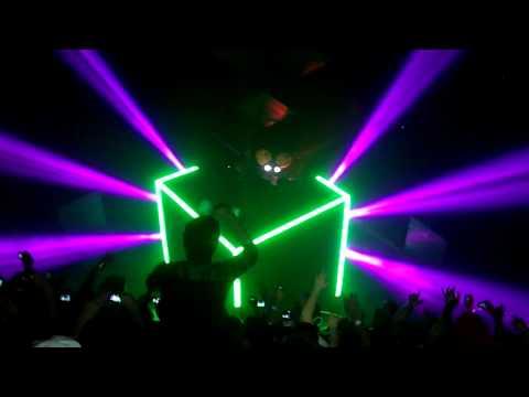 HD Some Chords & Cthulhu Sleeps   Deadmau5  @ Roseland Ballroom Meowington HAX Tour
