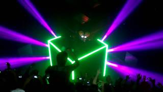 (HD) Some Chords & Cthulhu Sleeps  - Deadmau5 Live @ Roseland Ballroom Meowington HAX Tour