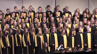 How Great Thou Art CCHS Combined Choirs Dan Forrest