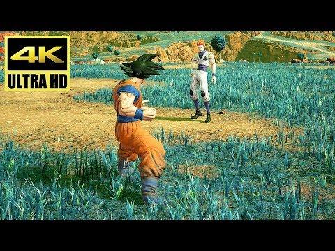 [4K] JUMP FORCE - PS4 Online Gameplay (Beta) @ (60ᶠᵖˢ) UHD ✔