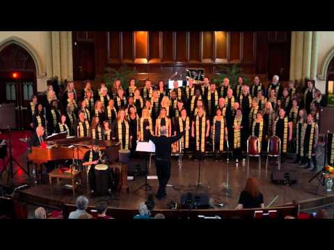 Freedom Trilogy - World Village Gospel Choir