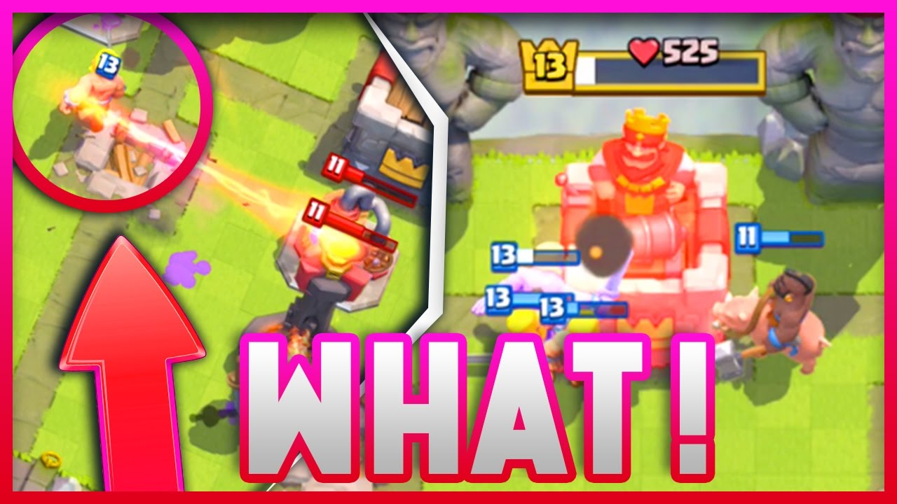 What Clash Royale Funny Moment Trying Out One Of The