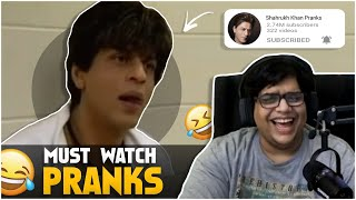 EPIC SRK PRANK REVIEW