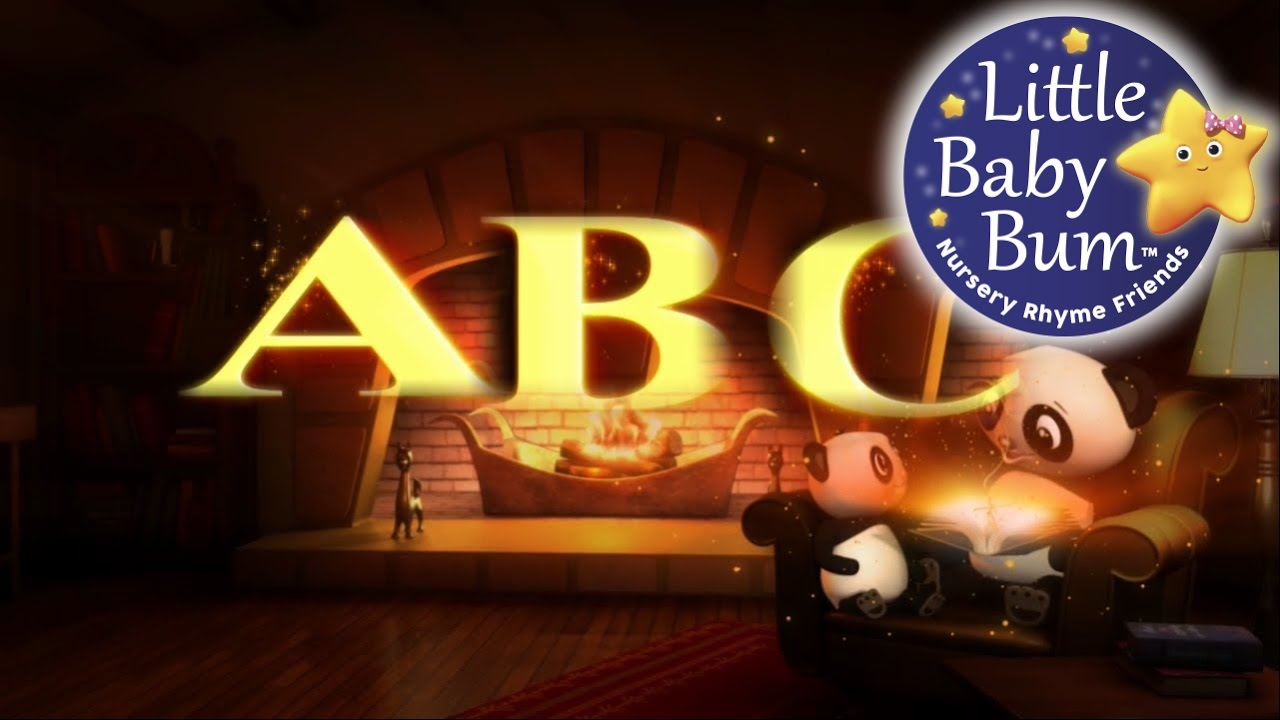 ABC Song | Alphabet Song | Nursery Rhymes by LittleBabyBum!