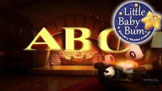 ABC Song | Alphabet Song | Nursery Rhymes by LittleBabyBum!