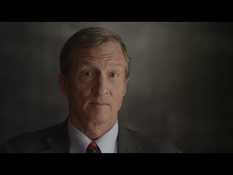 Risky Business Co-Chair Tom Steyer