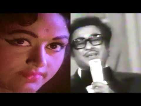 Sama Hai Suhana Suhana - Kishore Kumar Live