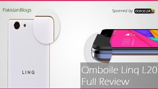 Latest Qmobile L20, equipped with its best features and functionali...