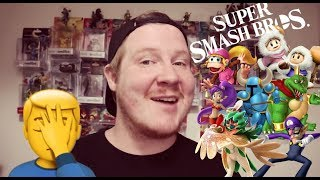 "Every ""TOP 10 CHARACTERS FOR SMASH"" Video"