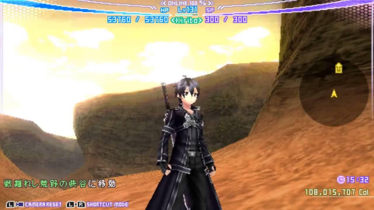 Como Baixar Sword Art Online Infinity Moment Para Ppsspp Direto Do Celular Torrent By Fxp