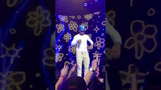 """Finish Line"" live, May 7th in The Woodlands. Chance loves to dance"