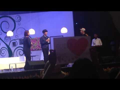 [fancam] อันแจฮยอนซึ้ง