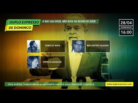 Duplo Expresso Domingo 28/abr/2019
