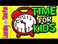 Tell Time for Kids | Hour, Half Hour | Time for Kids | Telling the Time, Analog Clock, Digital Clock