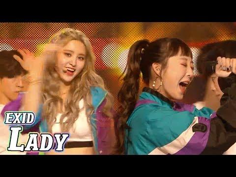 [Comeback Stage] EXID - Lady, 이엑스아이디 - 내일해 Show Music core 20180407