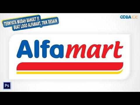cara-membuat-logo-alfamart-dengan-photoshop---inspirasi-logo