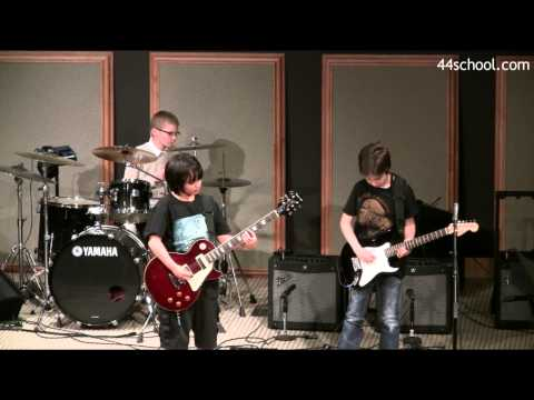 Green Jelly  44 School of Music  Seattle Concert  Spring 2014  Guitar Lessons