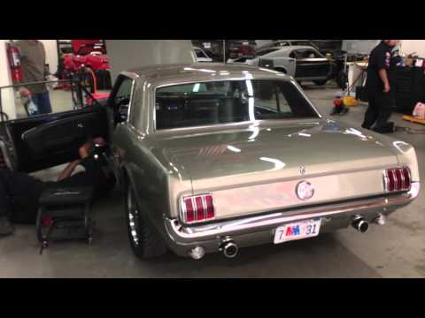 Peter's 1966 Mustang Coupe - Day 92 Part 4