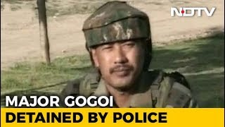 """Court of Inquiry Against Major Gogoi As Army Chief Says """"Strict Action"""""""